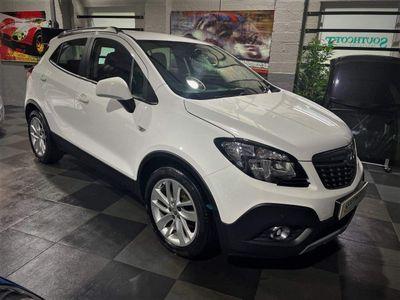 Vauxhall Mokka SUV 1.6i Exclusiv 2WD (s/s) 5dr