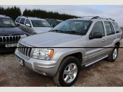Jeep Grand Cherokee SUV 2.7 CRD Limited XS 4WD 5dr
