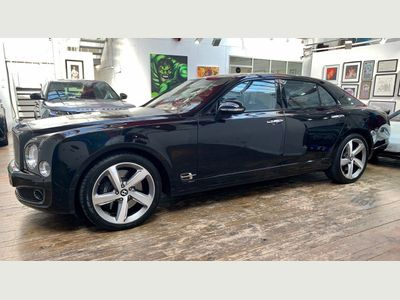 Bentley Mulsanne Saloon 6.75 Speed 4dr