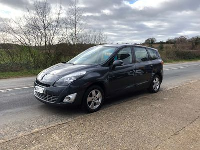 Renault Scenic MPV 1.5 dCi Dynamique Bose Pack EDC Auto 5dr (Tom Tom)