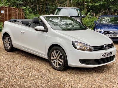 Volkswagen Golf Convertible 1.4 TSI SE Cabriolet 2dr