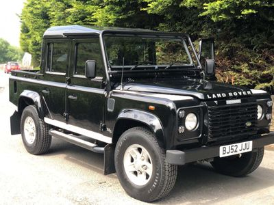 Land Rover Defender 110 Unlisted DOUBLE CAB LE SPECIAL EDITION ONE OF 150