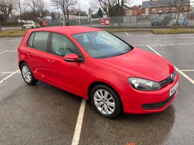 Volkswagen Golf Hatchback 1.6 TDI BlueMotion Tech Match Final Edition 5dr