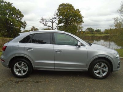 Audi Q3 SUV 1.4 TFSI CoD Sport S Tronic (s/s) 5dr