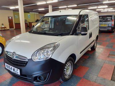Vauxhall Combo Panel Van 1.3 CDTi 2000 16v 5 Door L1 H1 PANEL VAN
