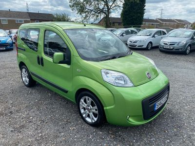 Fiat Qubo MPV 1.3 TD MultiJet 16v MyLife Dualogic (s/s) 5dr