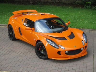 Lotus Exige Coupe 1.8 S Touring 2dr