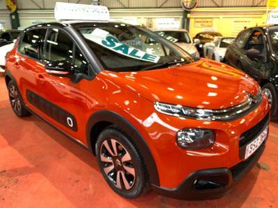 Citroen C3 Hatchback 1.2 PureTech Flair EAT6 (s/s) 5dr