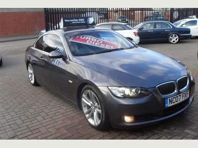 BMW 3 Series Convertible 3.0 330d SE 2dr