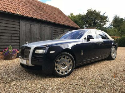 Rolls-Royce Ghost Saloon 6.6 4dr