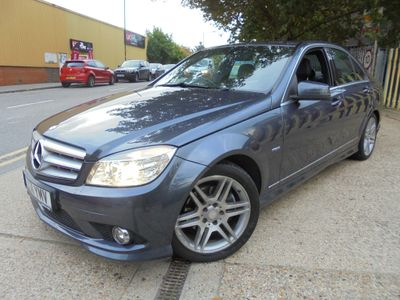 Mercedes-Benz C Class Saloon 2.1 C250 CDI BlueEFFICIENCY Sport 4dr