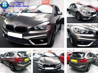 BMW 2 Series Active Tourer MPV 1.5 218i Sport Active Tourer (s/s) 5dr