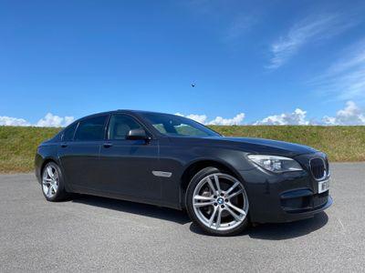 BMW 7 Series Saloon 3.0 730Ld M Sport 4dr