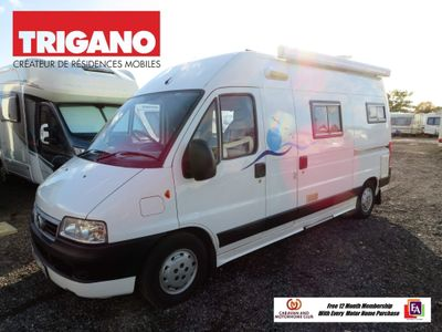 Trigano Tribute High Top Long Wheel Base Hi-Top