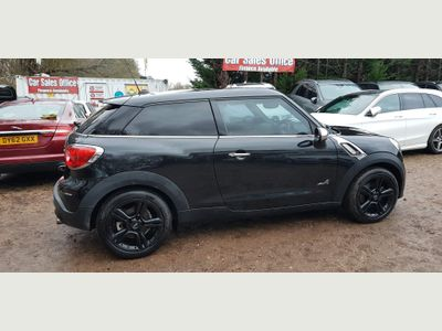 MINI Paceman SUV 1.6 Cooper S Auto ALL4 3dr