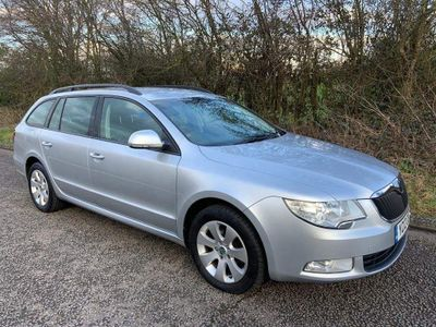 SKODA Superb Estate 2.0 TDI CR DPF S 5dr