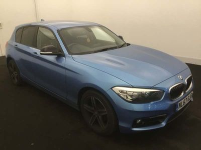 BMW 1 Series Hatchback 1.5 118i Sport Sports Hatch (s/s) 5dr