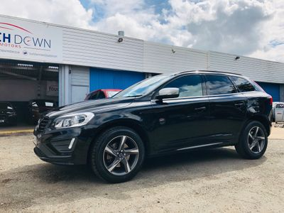 Volvo XC60 SUV 2.0 D4 R-Design Nav Geartronic (s/s) 5dr