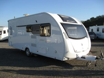 Swift ARCHWAY SPORT 570 Tourer 201`3 4 BERTH FIXED BED