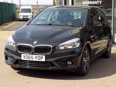 BMW 2 Series Active Tourer MPV 2.0 220i Sport Active Tourer (s/s) 5dr
