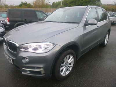 BMW X5 SUV 3.0 30d SE Auto xDrive (s/s) 5dr