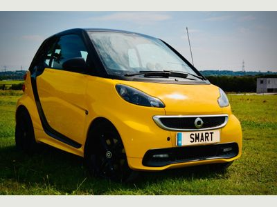 Smart fortwo Coupe 1.0 Grandstyle SoftTouch 2dr
