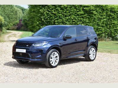 Land Rover Discovery Sport SUV 2.0 D180 MHEV R-Dynamic HSE 4WD (s/s) 5dr (7 Seat)