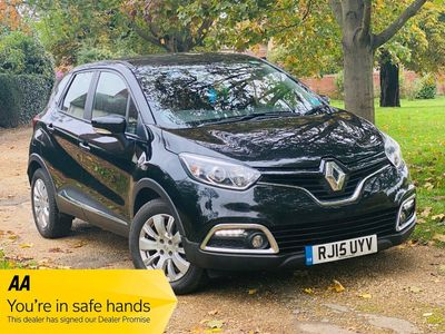 Renault Captur SUV 1.5 dCi ENERGY Expression + (s/s) 5dr