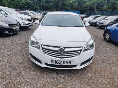 Vauxhall Insignia Hatchback 1.8 i VVT SRi Nav 5dr