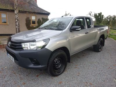 Toyota Hilux Pickup 2.4 D-4D Active Extra Cab Pickup 4dr