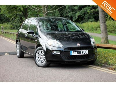 FIAT PUNTO Hatchback 1.2 8V Pop + 5dr