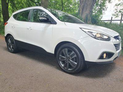 Hyundai ix35 SUV 1.7 CRDi GO! 5dr