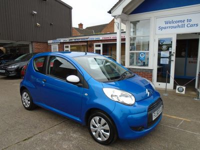 Citroen C1 Hatchback 1.0 i Splash 3dr