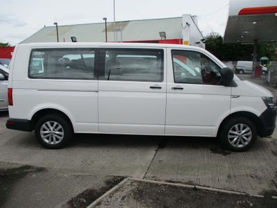 VOLKSWAGEN TRANSPORTER SHUTTLE Other 2.0 TDI BlueMotion Tech T30 S Mini Bus 5dr (EU6, LWB)