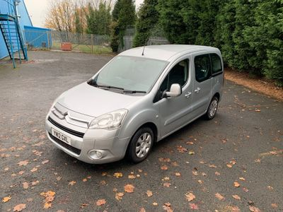 Citroen Berlingo MPV 1.6 TD VTR Estate 5dr