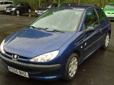 Peugeot 206 Hatchback 1.1 8v Independence 3dr