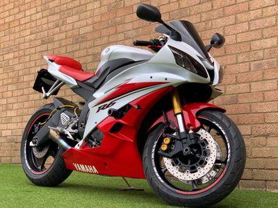 Yamaha R6 Super Sports 600 R
