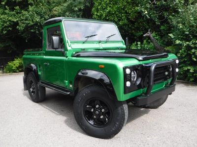 Land Rover Defender 90 Unlisted 2.5 TDi Pickup 2 dr
