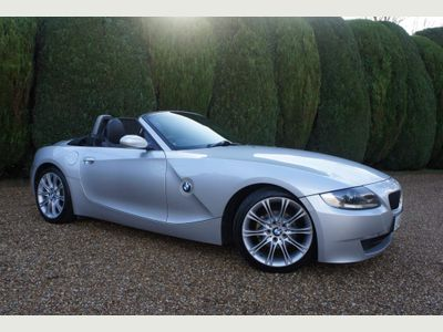 BMW Z4 Convertible 2.0i Sport 2dr