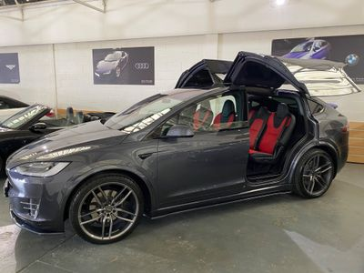 Tesla Model X SUV 75D Auto 4WD 5dr