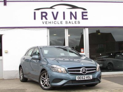 MERCEDES-BENZ A CLASS Hatchback 1.8 A200 CDI BlueEFFICIENCY Sport 5dr