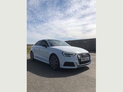 Audi A3 Saloon 2.0 TDI S line quattro (s/s) 4dr