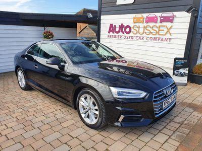 Audi A5 Coupe 3.0 TDI V6 Sport S Tronic quattro (s/s) 2dr