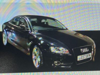 Audi A5 Coupe 3.2 Sport Multitronic 2dr