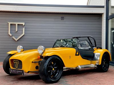 Caterham Seven Convertible 1.7 Super Sprint S3 2dr