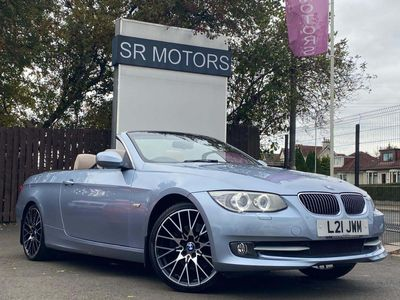 BMW 3 Series Convertible 3.0 330d SE Auto 2dr
