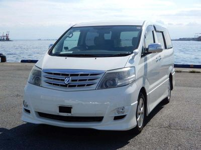 Toyota Alphard MPV 2.4 AS Ltd