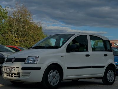 Fiat Panda Hatchback 1.2 Active 5dr (EU5)
