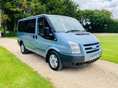 Ford Transit Minibus 2.2 TD 280 Bus S 5dr (8 Seats)