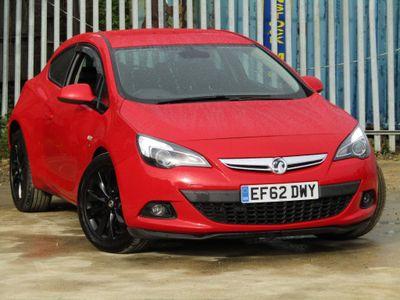 Vauxhall Astra GTC Coupe 1.7 CDTi ecoFLEX SRi (s/s) 3dr